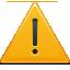 wrong, exclamation, warning, alert, error icon
