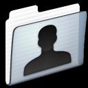 people, user, profile, folder, account, human icon