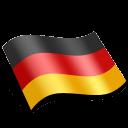deutschland, germany icon