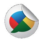 google, google buzz, sticker, buzz icon