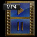 mp4 icon