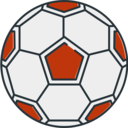 Sports Soccerball icon