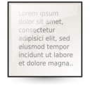 Draft, Emblem icon