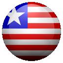 lr, liberia icon