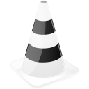 media, vlc, player icon