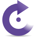 object, rotate, forward, ok, right, yes, next, correct, arrow icon