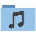 folder, music, appicns icon