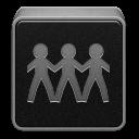 sharepoint, men icon