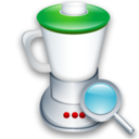 Blend, Zoom icon