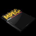 Mpeg file icon
