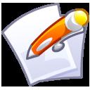 Edit, Files icon
