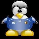 animal, penguin, japan icon