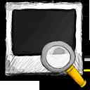 search, photo icon