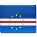 flag, country, verde, cape icon
