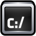 prompt, terminal, command prompt, command icon