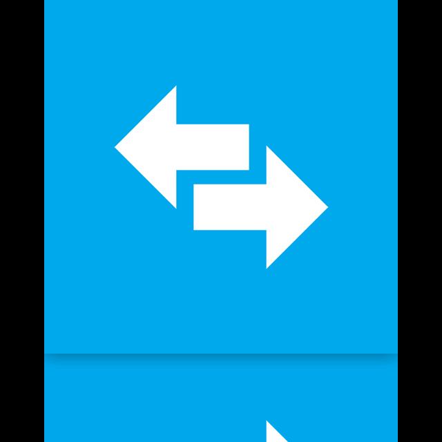 user, switch, mirror, power icon