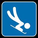 , Skeleton icon