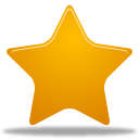 favorite, star, bookmark, full, rating icon