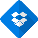 data, dropbox, cloud, network, drive, hdd, storage icon