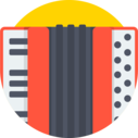 Accordion icon