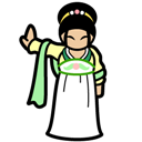 Dolled, Toph, Up icon