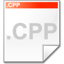 Code, Cpp, Source icon