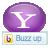 yahoo, social, buzz icon