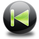 track, previous icon