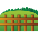 farm,fence icon