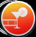 Handbrake cocktail icon