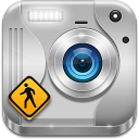Pictures, Public icon