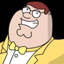 peter,griffen,tux icon