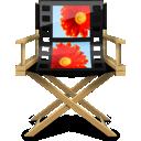live, movie, maker, windows icon