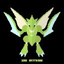 bug, kanto, pokemon, scyther icon