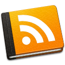 RSS Book icon