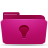 folder, pink, idea icon