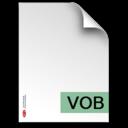 vob,fileextension icon