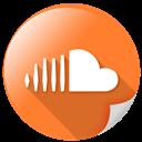 logo, online, big, square, soundcloud icon