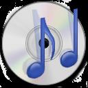cdrom, dev, audio icon