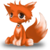 iceweasel,fox icon