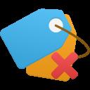 Bookmark delete icon