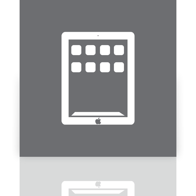mirror, ipad icon