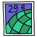 estamp icon