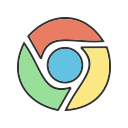 website, chrome, browser, google, online, internet, search icon