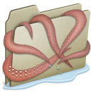 Kraken, Lightbrown icon