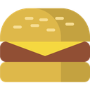 cheeseburger, meal, fastfood, hamburger, mcdonalds, burger icon