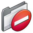 private, folder icon