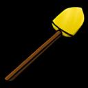 Gold, Shovel icon