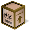 delivery, package, product, shipping, box, shipment icon