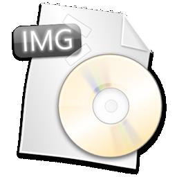 file, cd, img icon